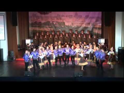 Концерт ансамбля песни и пляски Западного военного округа Санкт Петербург