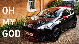 I BOUGHT A SPORTS CAR!!! (Ford Fiesta Zetec S Black Edition)