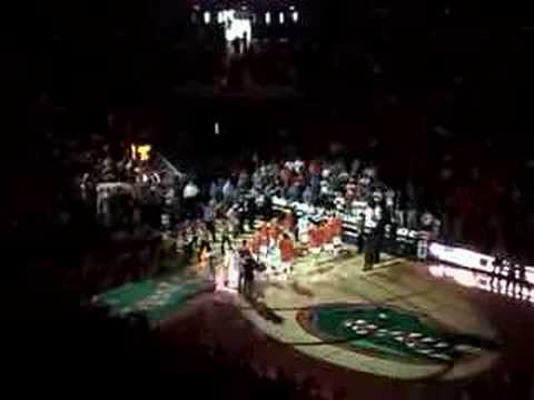 gator basketball introductions