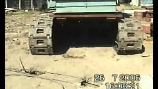 Пресс УВТ-200.avi(УВТ 200 предназначено для безопасного возведения фундаментов, ограждений, закрепления грунтовых массивов,..., 2011-11-22T21:36:14.000Z)