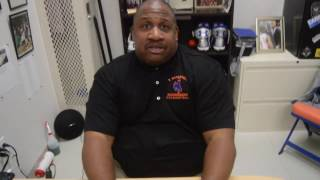 Houzmazoo Network Sports Presents: Interview With Theodore Roosevelt Head Coach Rob Nickens