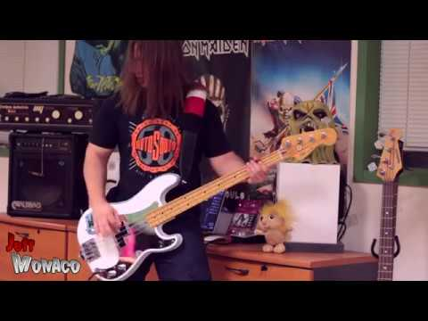 Iron Maiden - Moonchild Bass Cover mp3