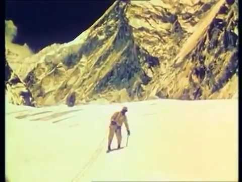 Mount Everest | Raymond Lambert, Tenzing Norgay, 1952 | Historische Filme der Condor Films Zürich