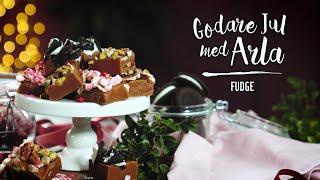Fudge – så gör du   Arla Köket