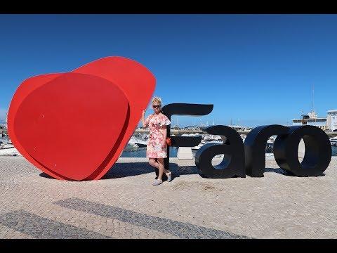 Faro city tour, Portugal Algarve 2017 JUL