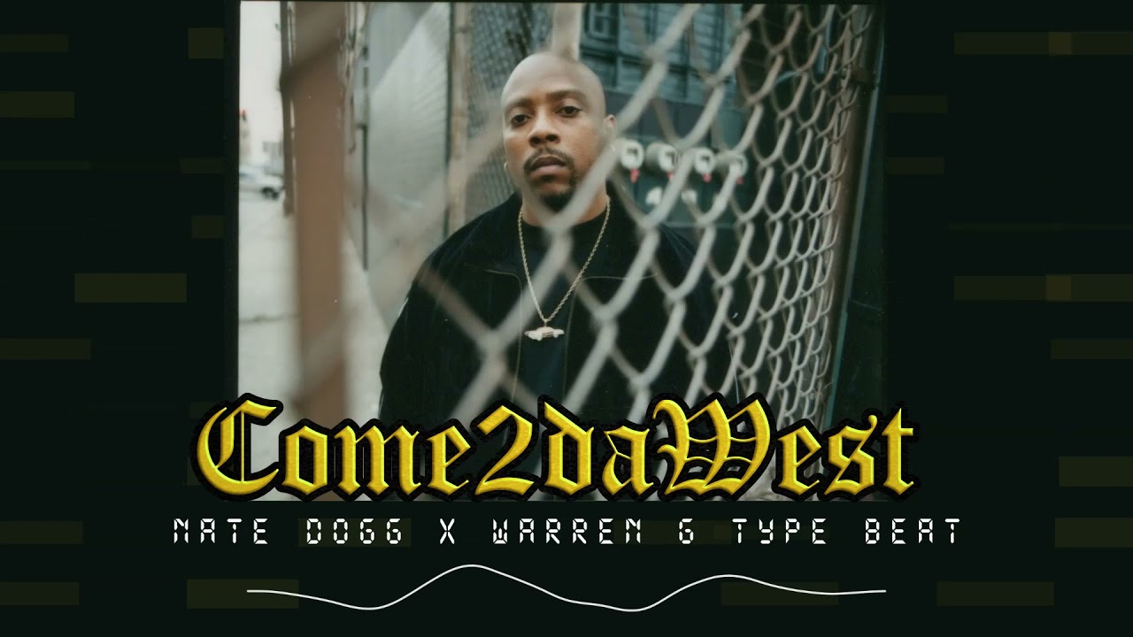 Nate Dogg x Warren G Type Beat - Come2daWest (Co-Prod. By Anthony Ray Music)