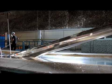 Производство металлических многогранных силовых опор
