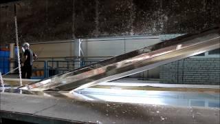 Производство металлических многогранных силовых опор(, 2014-07-23T08:07:29.000Z)