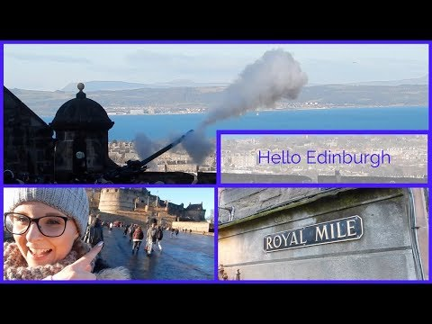 Hello Edinburgh, Scotland | zozzyroberts