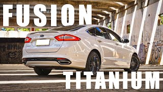 FORD FUSION 2014 AWD 2.0 TURBO | QUE CARRO!!!