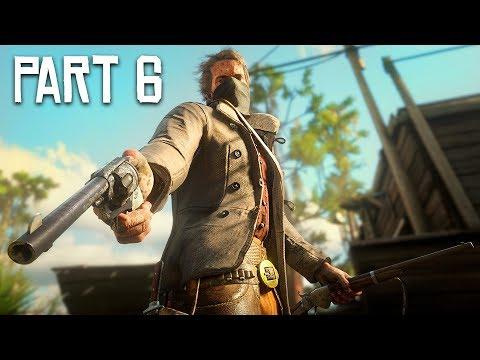 Red Dead Redemption 2 Gameplay Walkthrough, Part 6 – PRISON BREAK! (RDR 2 PS4 Pro Gameplay)