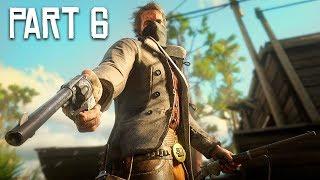 Red Dead Redemption 2 Gameplay Walkthrough, Part 6 - PRISON BREAK! (RDR 2 PS4 Pro Gameplay)