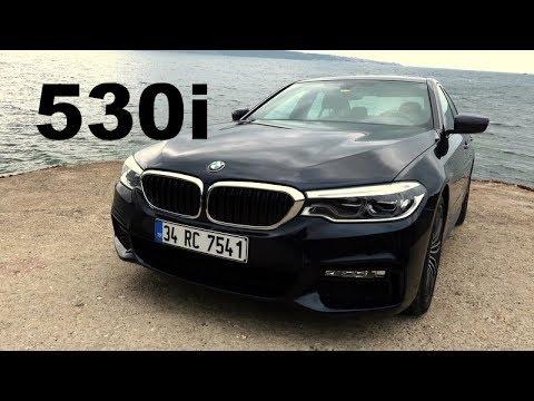 Test - BMW 530i