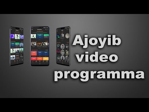 Ajoyib video programma