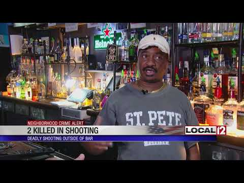 Bar owner, concerned neighbors react after double homicide outside College Hill bar