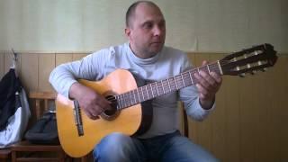 Уроки гитары.Полька