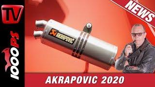 Akrapovic - Sound in Gefahr durch Euro5?