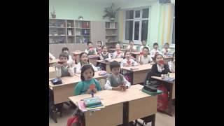 Урок Добра и Милосердия, 2К класс в поддержку Еркежан!