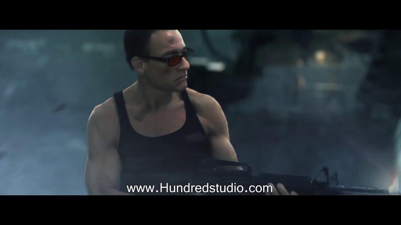 Van Movie Youtube 2017 Claude Jean New Damme v6gyYbf7