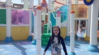 Brincando no Beach Park - Último dia - Julia Silva