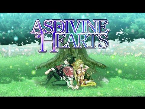 RPG Asdivine Hearts - Official Trailer