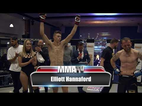 Fight 9 Mark San Clemente vs Elliott Hannaford