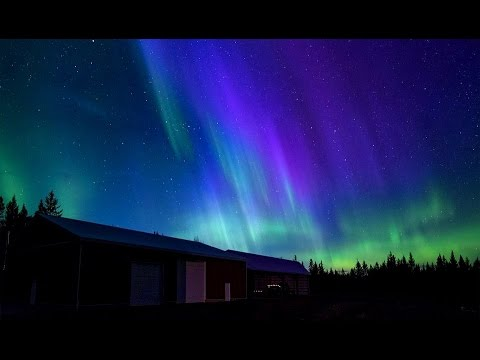 Blanked Out Time & New Energetic Auroras When Power Grids Went Down (355)