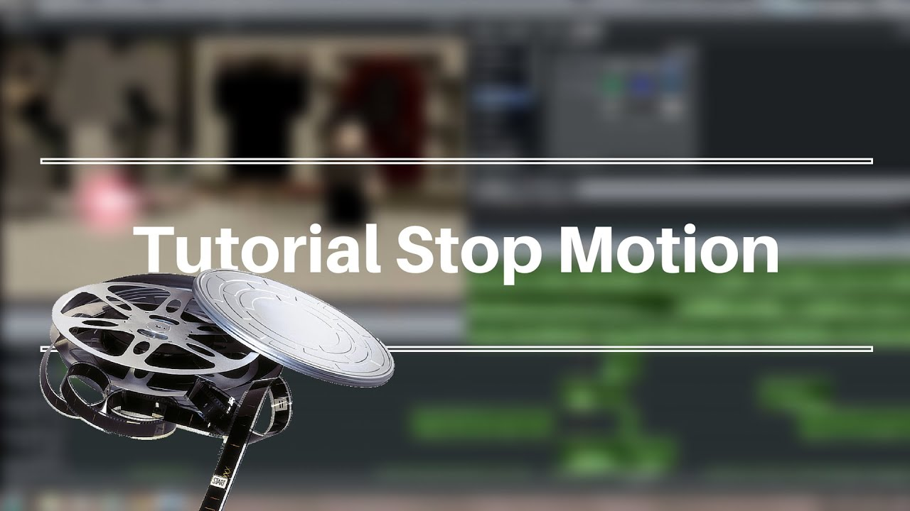 Tutorial Stop Motion - YouTube