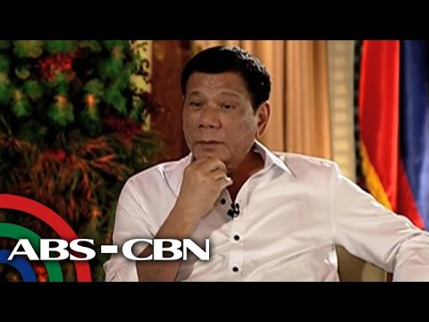The World Tonight: Duterte: I still find time to exercise every day