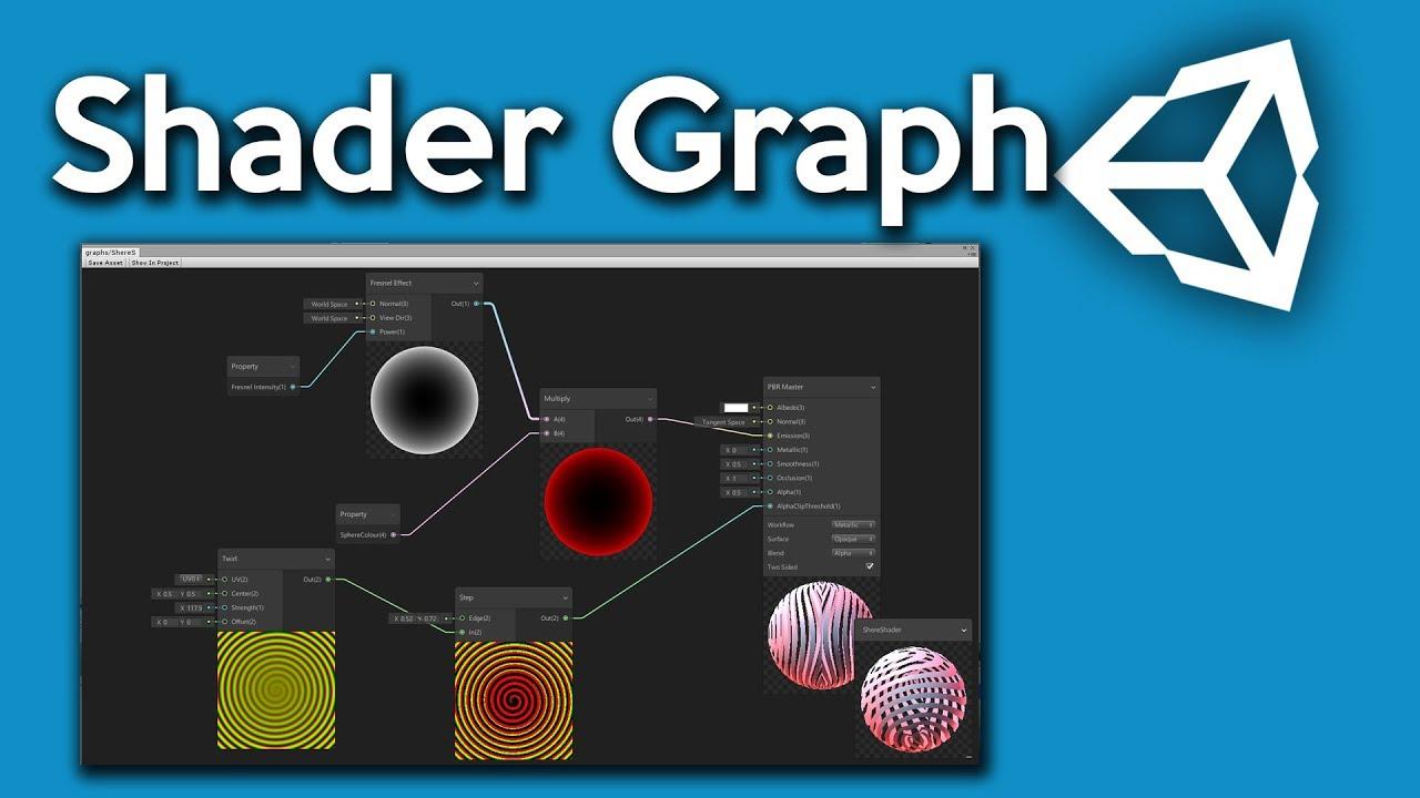 QuickStart: Unity Visual Shader Editor « Unity Coding – Unity3D