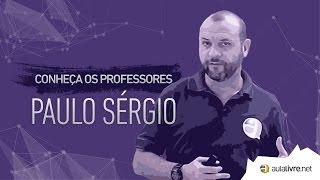 Conheça os Professores #01 - Paulo Sérgio - Química - Polímeros