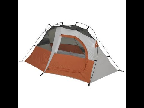 How to assemble and setup the Ozark Trail 2 tent preview.