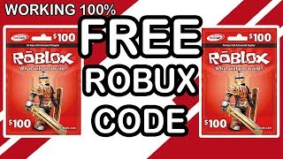 Get free robux roblox promo codes gift cards 2019 *just update*