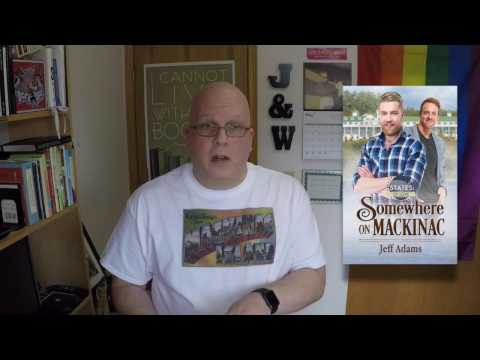 "Jeff reads ""Somewhere on Mackinac"" Chapter One"