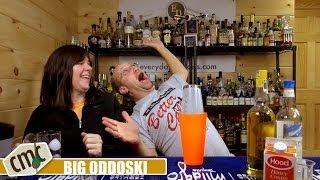 The Big Oddoski, With Oddka Salty Caramel Popcorn Vodka