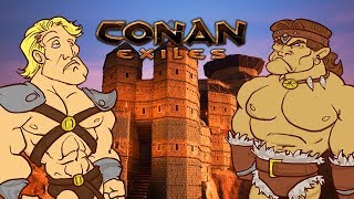 Barbarian Adventures (Conan Exiles - Co-Op)(1)