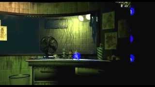 Самая страшная игра! 5 ночей с Мишка Фредди 3