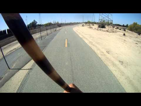 West SSUP™ Street Stand Up Paddle Homegrown Longboards River Race 2014
