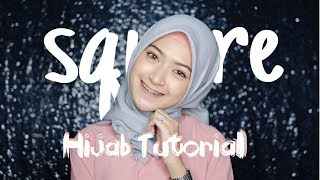 SIMPLE HIJAB TUTORIAL SEGIEMPAT