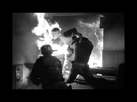 The Thing from Another World (1951) - Fire Scene