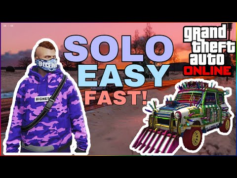 NEW *VERY EASY* SOLO CAR DUPLICATION GLITCH IN GTA 5 ONLINE! PS4/XBOX