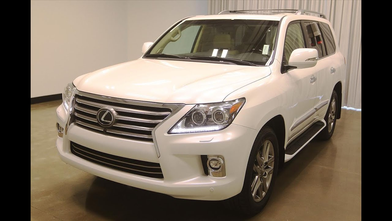 2015 lexus lx 570 full review start up exhaust youtube. Black Bedroom Furniture Sets. Home Design Ideas