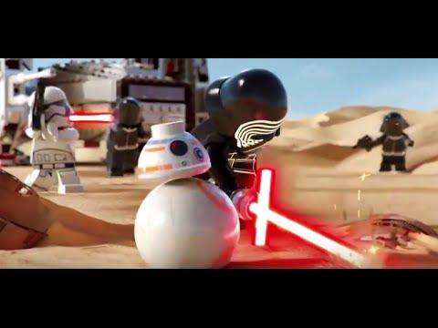 2016 LEGO Star Wars Commercial Compilation - Force Awakens Sets