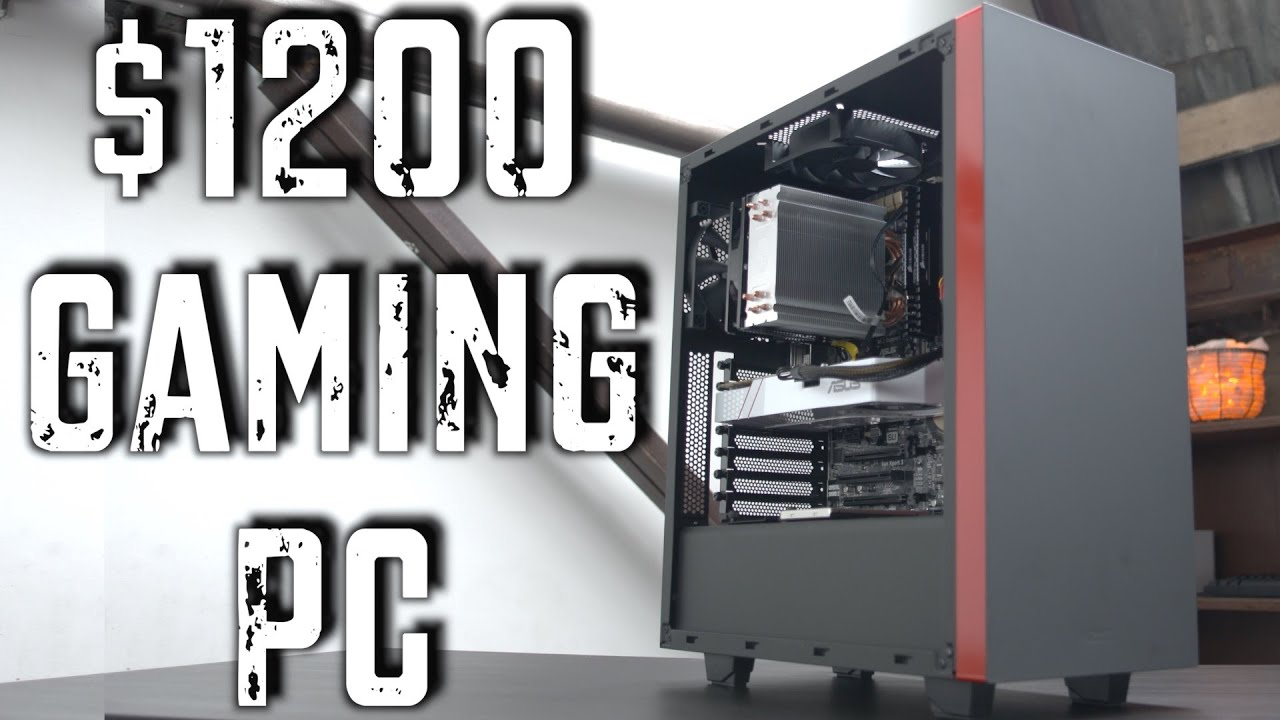 pc games giveaway 1 200 gaming pc build giveaway july 2015 youtube 8083