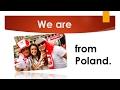 angielski dla seniorów P.46 Paweł Stawarczyk - YouTube