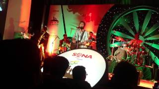 Arijit Singh's Live Performence...@Amity University Noida