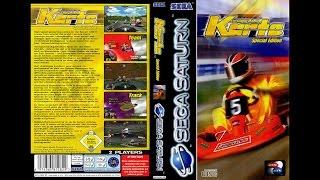 Formula Karts [SEGA Saturn] [soundtrack] - Track 6 - Brazil (Martin Simpson, Jon Stuart, J. Philips)