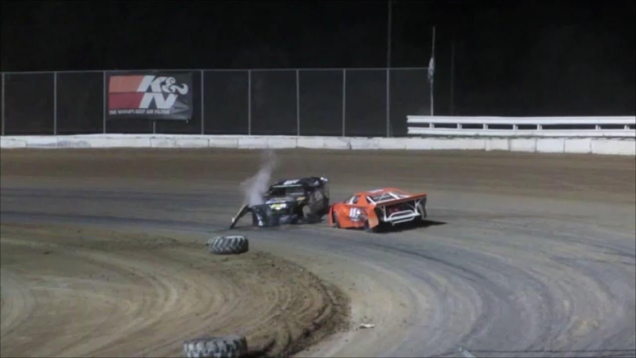 Racing hobby stocks feature race bubba raceway park 5 22 15