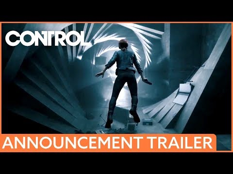 Control announcement trailer | E3 2018