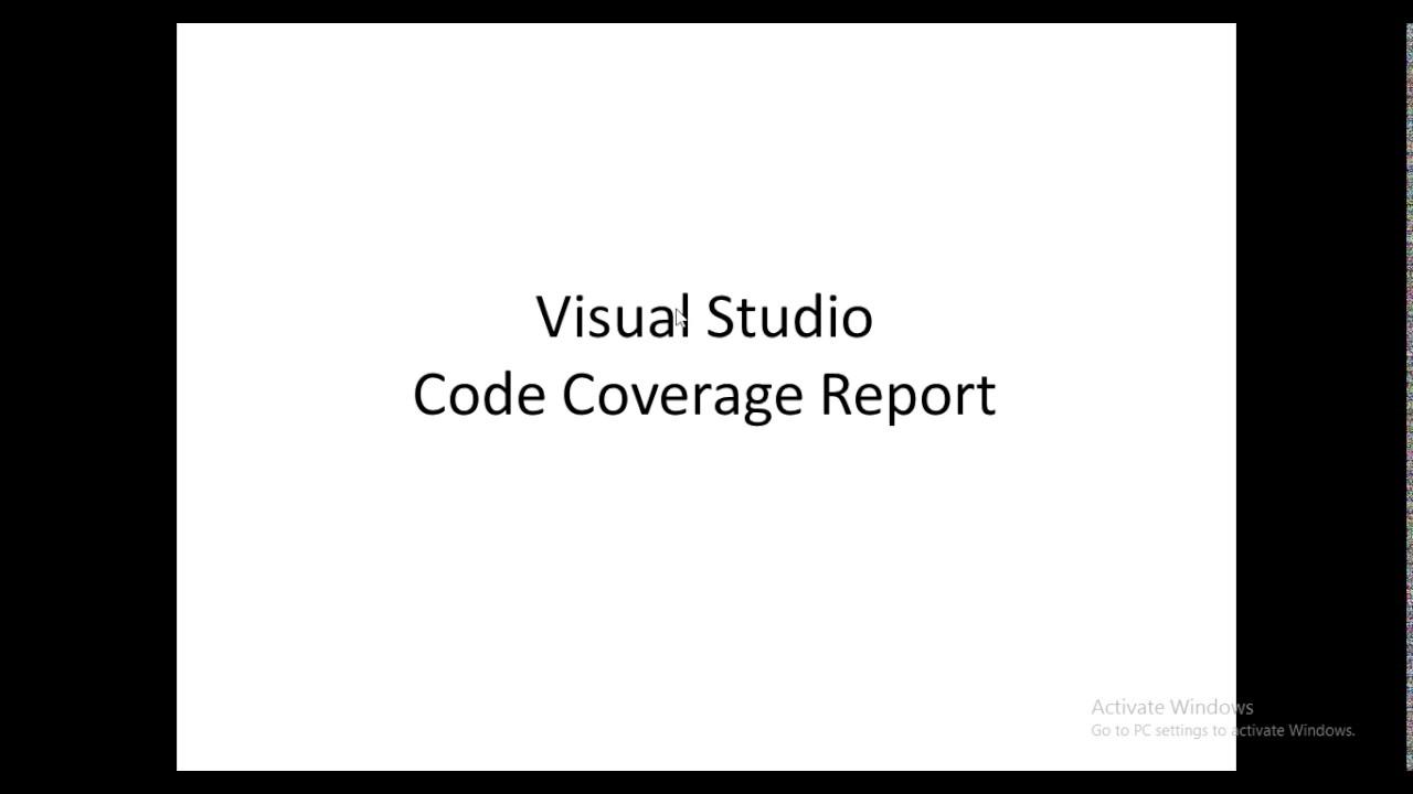 📋 Unit Tests Visual Studio C# Example